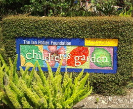Ian Potter children's garden